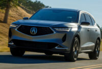 ratings when does acura release 2022 models