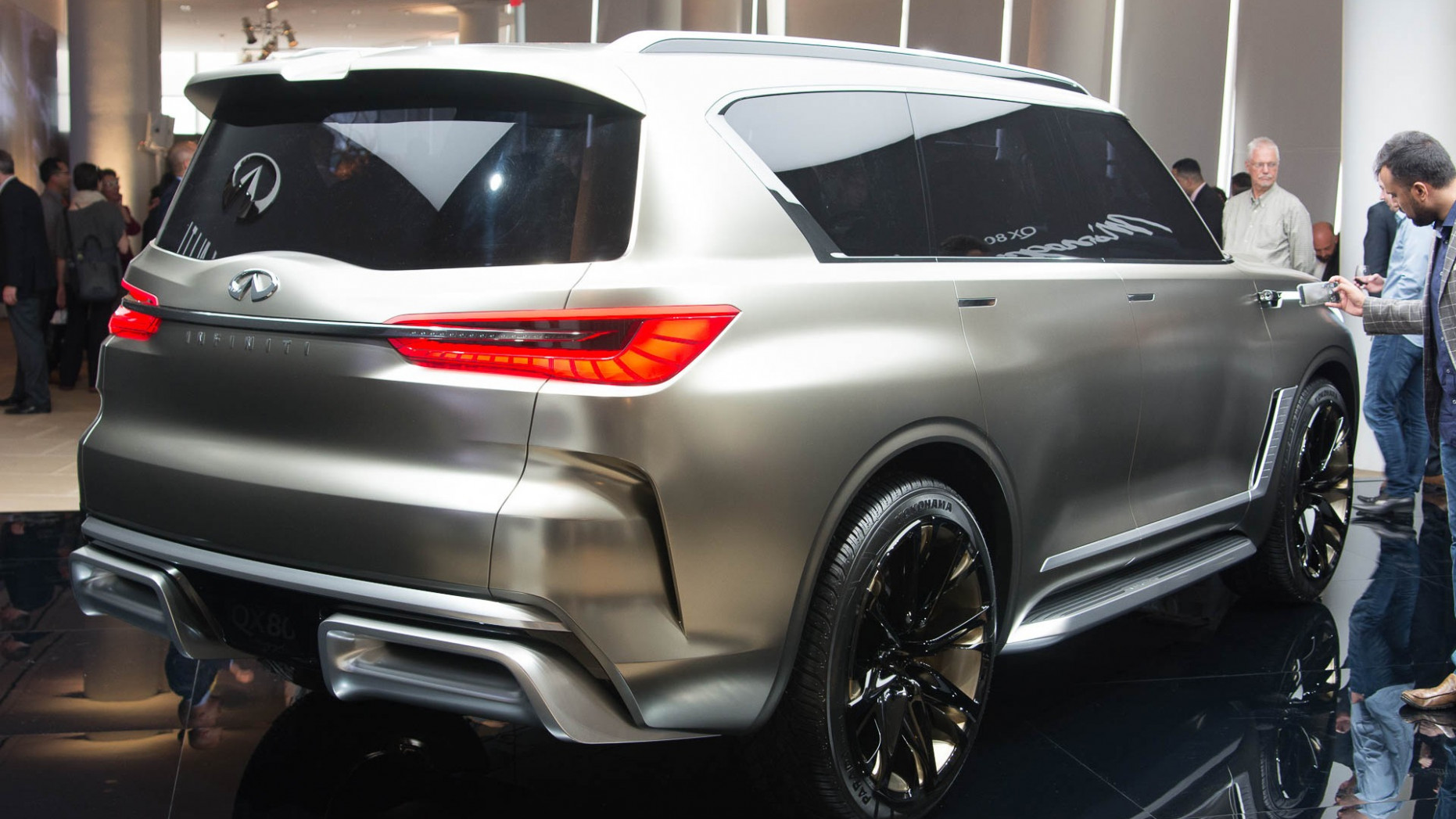 Redesign and Review When Does The 2022 Infiniti Qx80 Come Out
