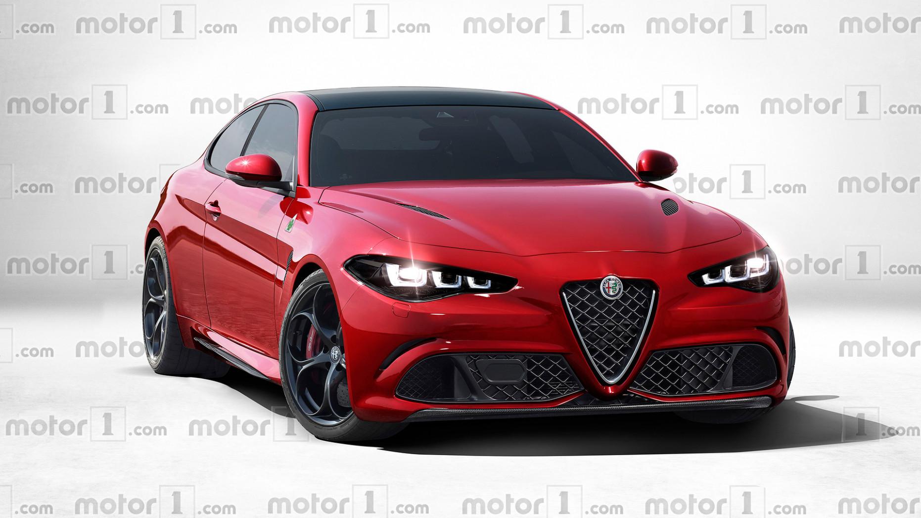 New Concept 2022 Alfa Romeo Giulia