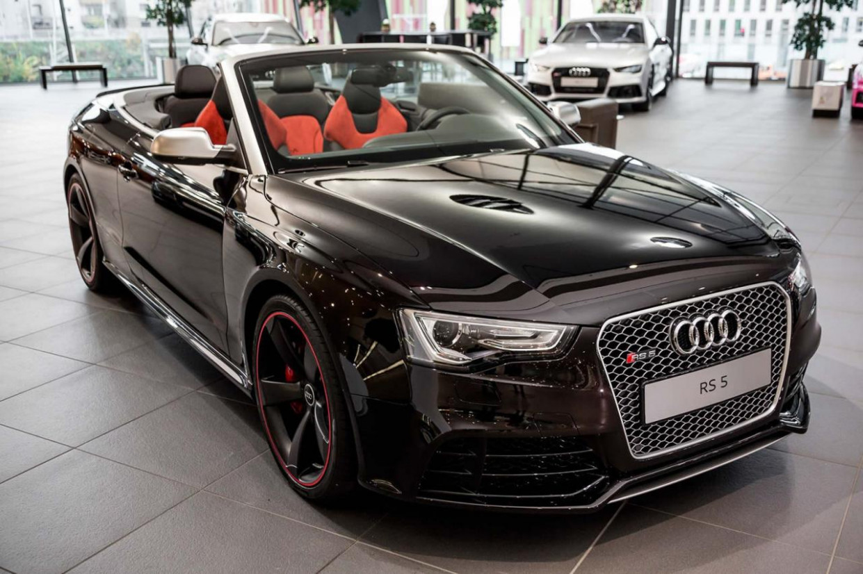Pricing 2022 Audi Rs5 Cabriolet