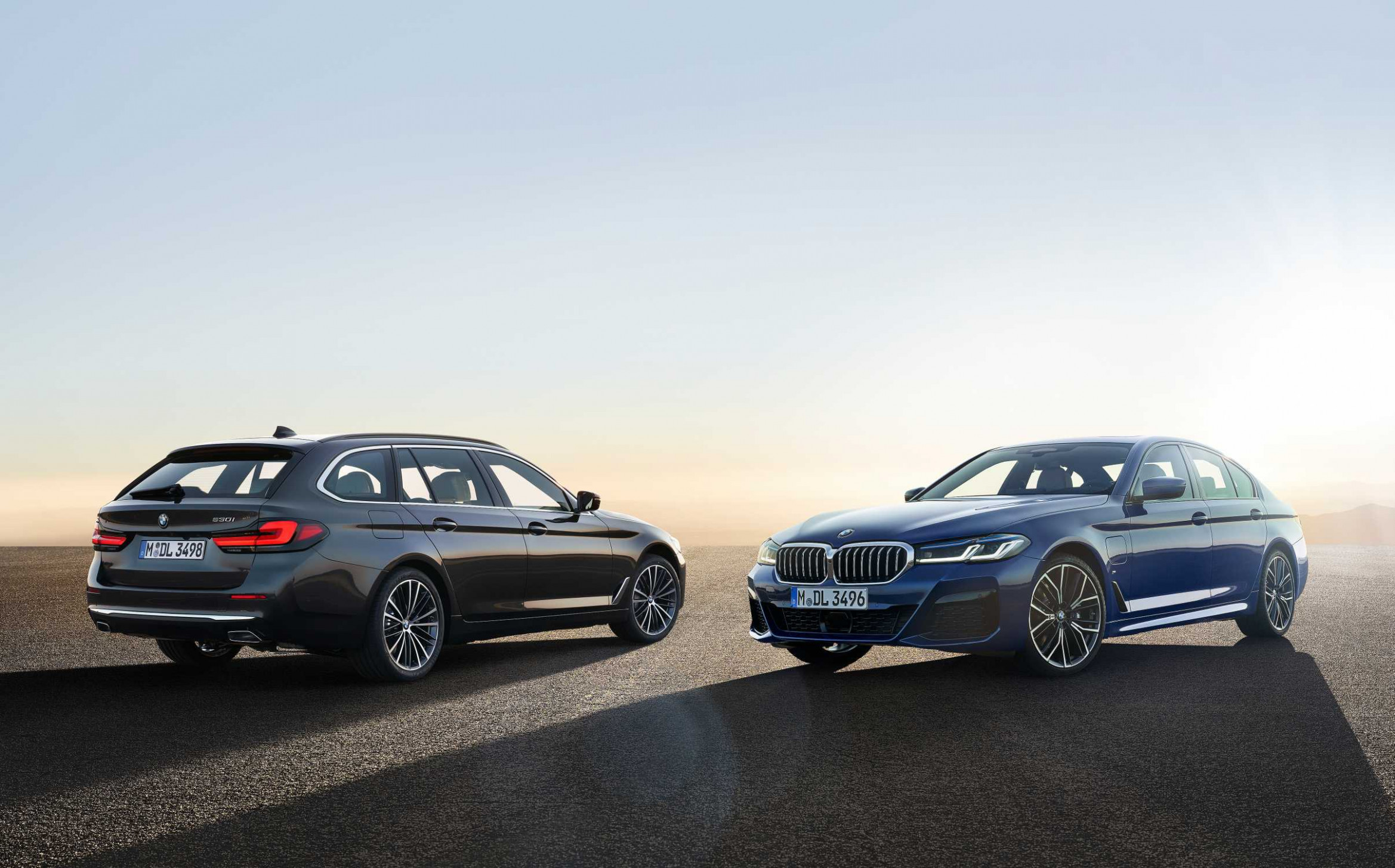 Configurations 2022 BMW 5 Series Release Date