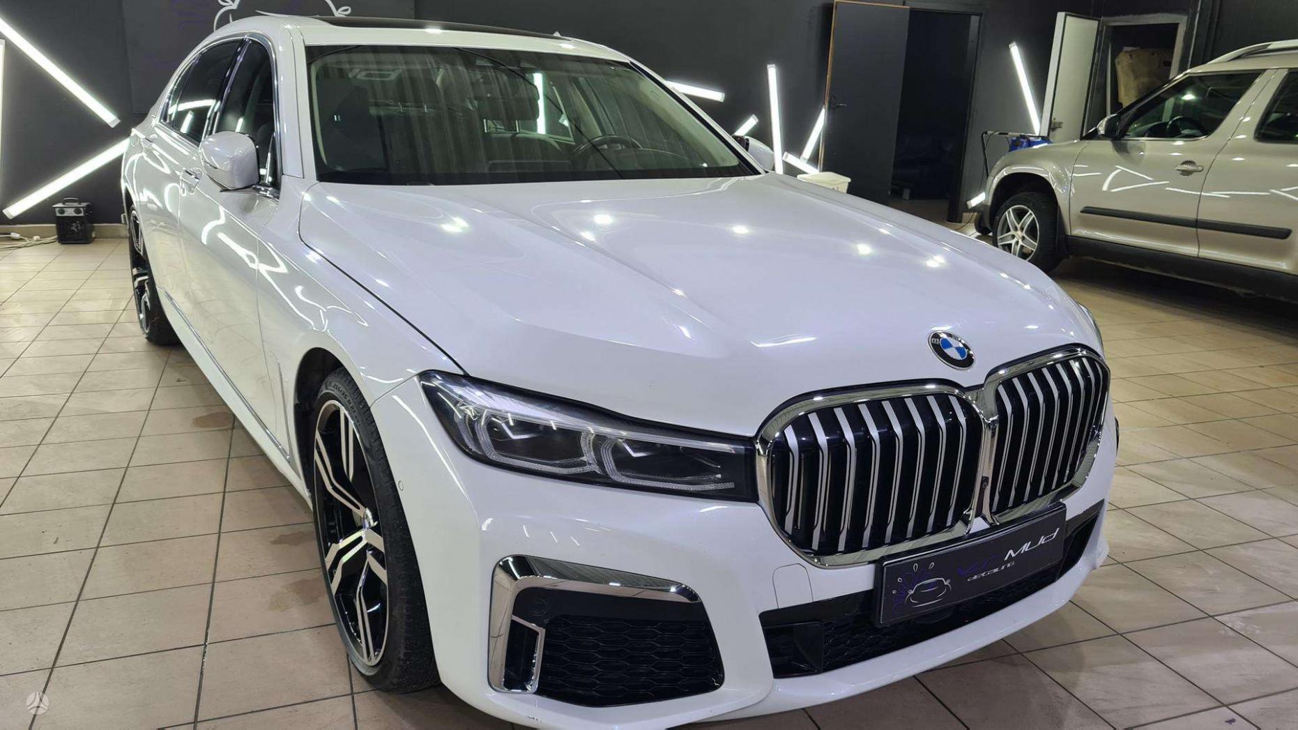 Prices 2022 BMW 750Li Xdrive