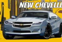 redesign 2022 chevelle ss