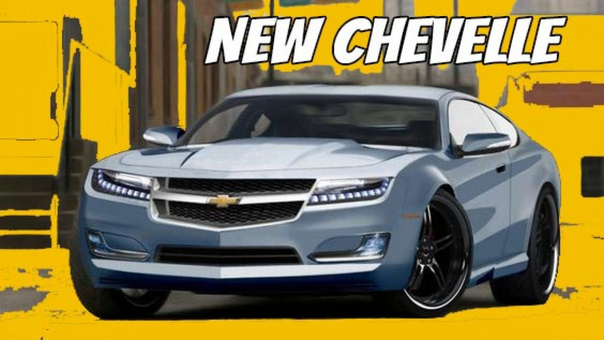 Release Date 2022 Chevelle Ss