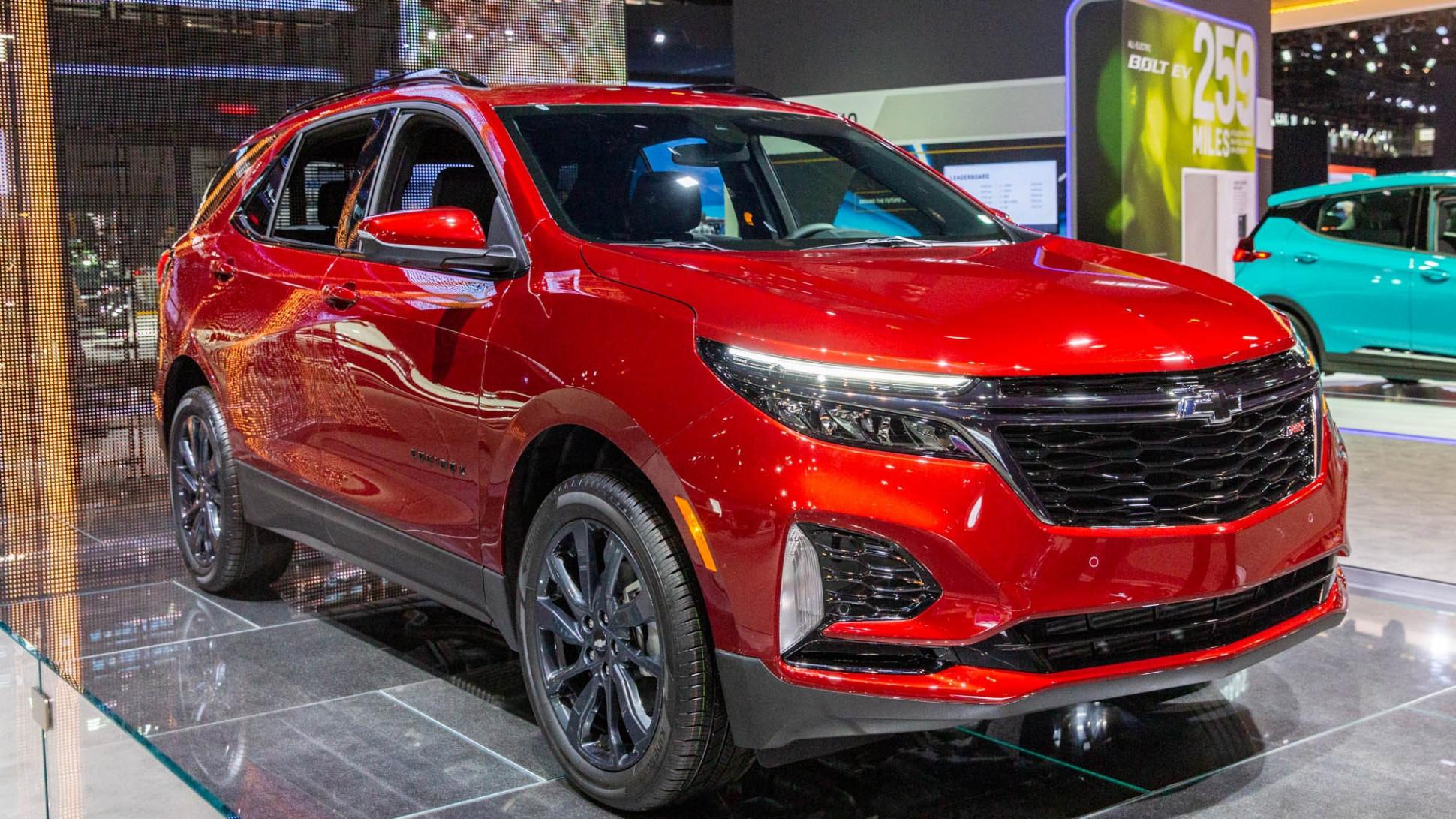 First Drive 2022 Chevrolet Equinox