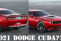 redesign 2022 dodge barracuda