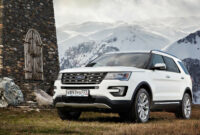 redesign 2022 ford explorer