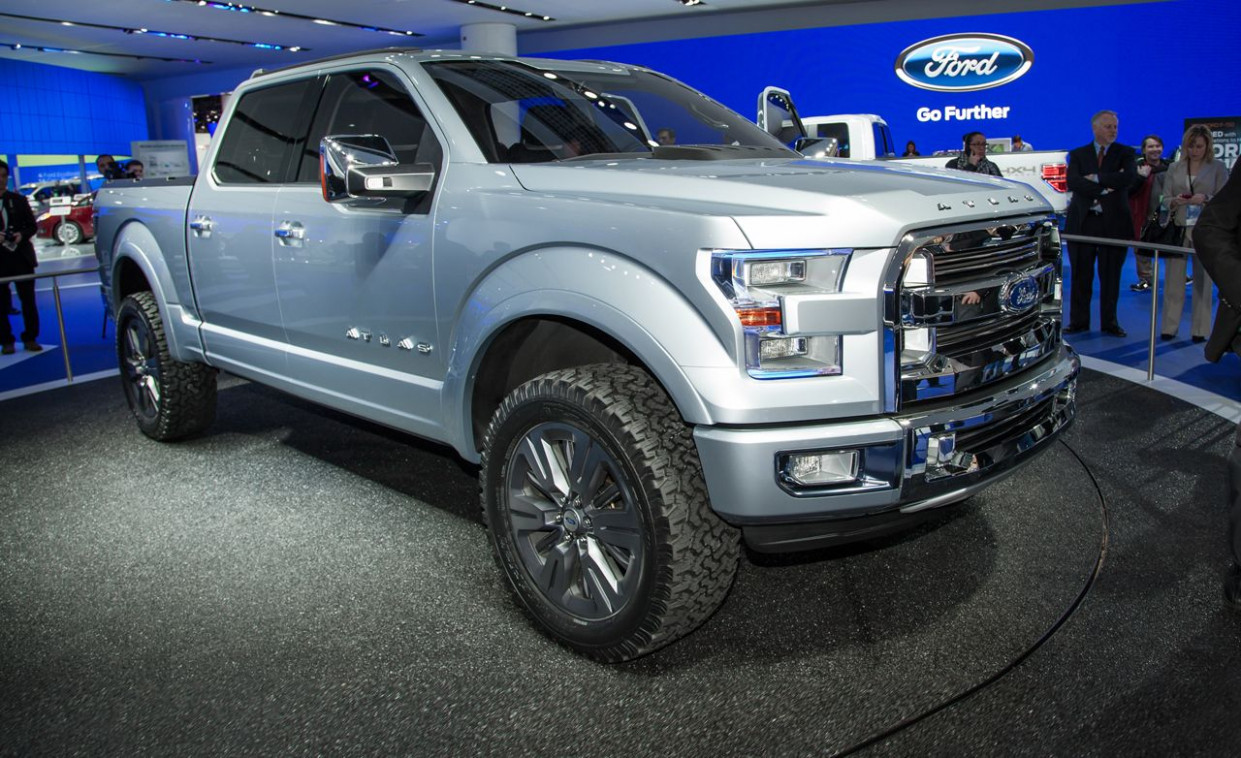 Price, Design and Review 2022 Ford F150 Atlas