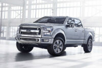 Rumors 2022 Ford F150 Atlas