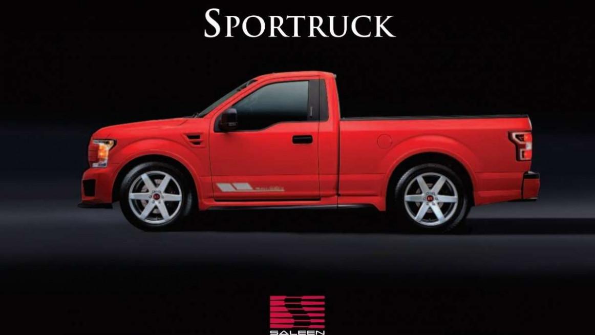 Photos 2022 Ford Lightning Svt