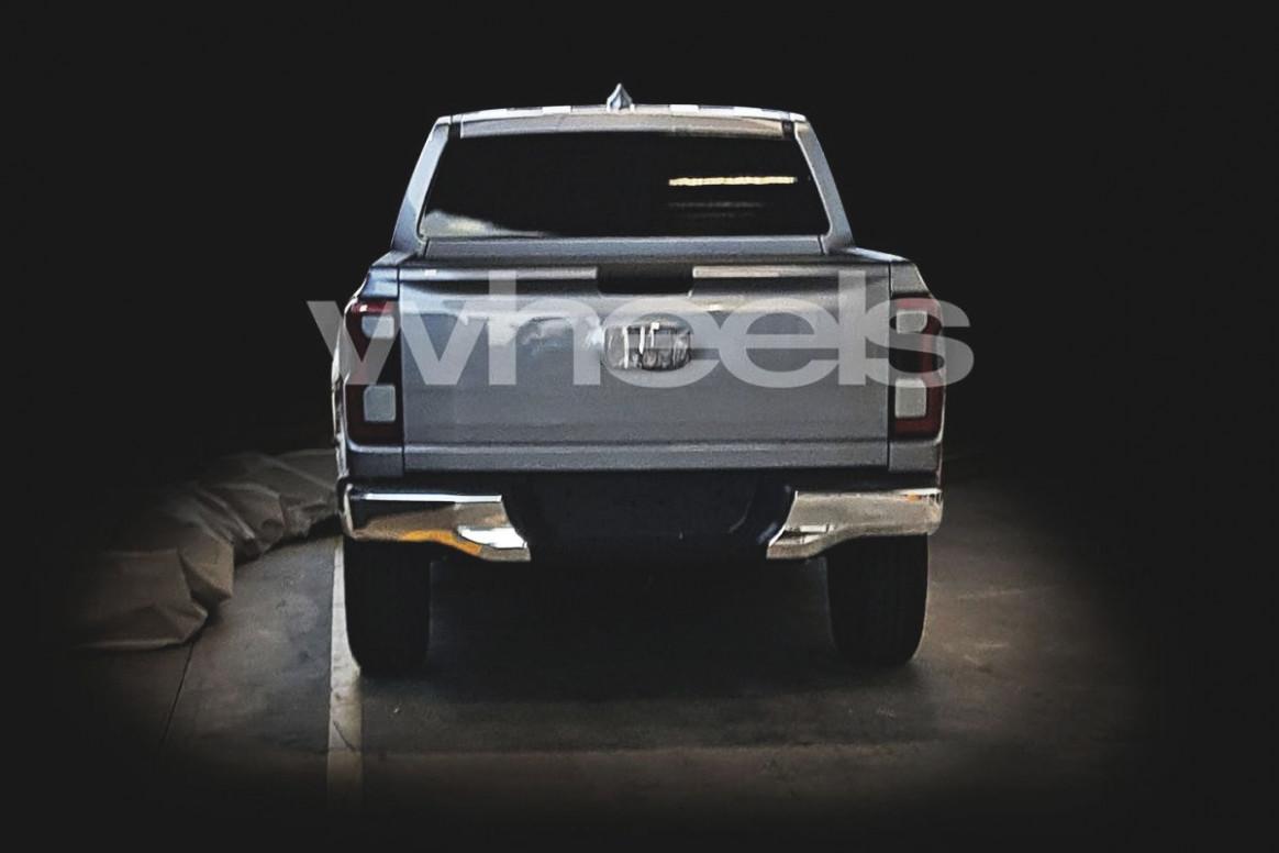 History 2022 Ford Ranger