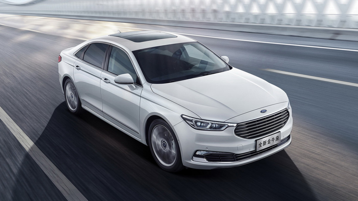 Concept and Review 2022 Ford Taurus