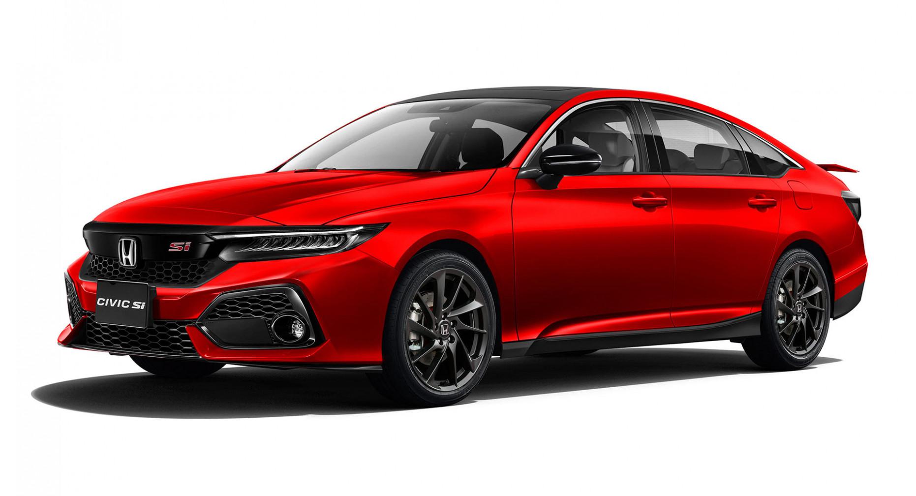 Spesification 2022 Honda Civic