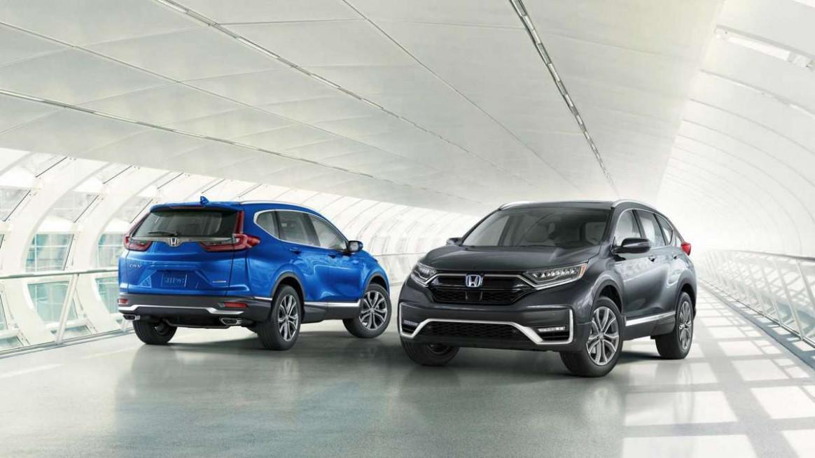 Release Date 2022 Honda CRV