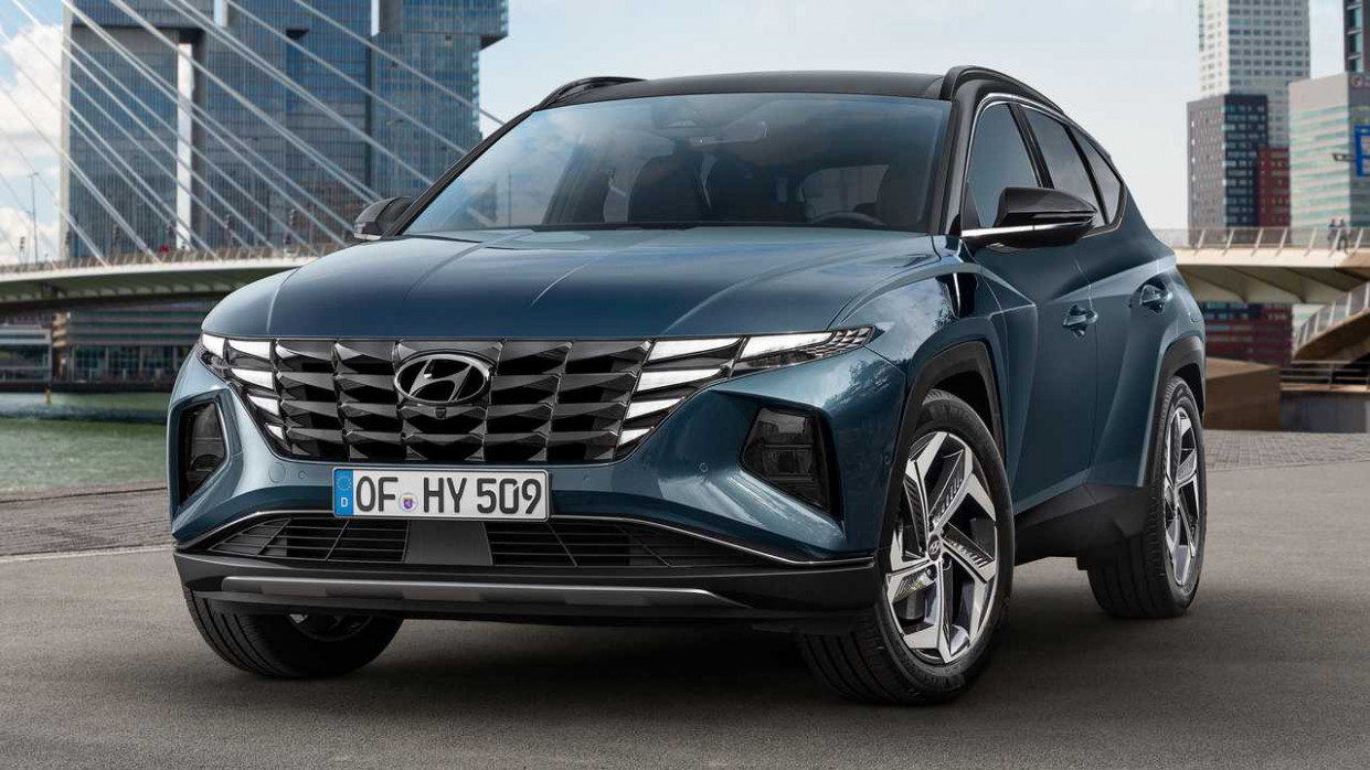 Release Date and Concept 2022 Hyundai Santa Fe