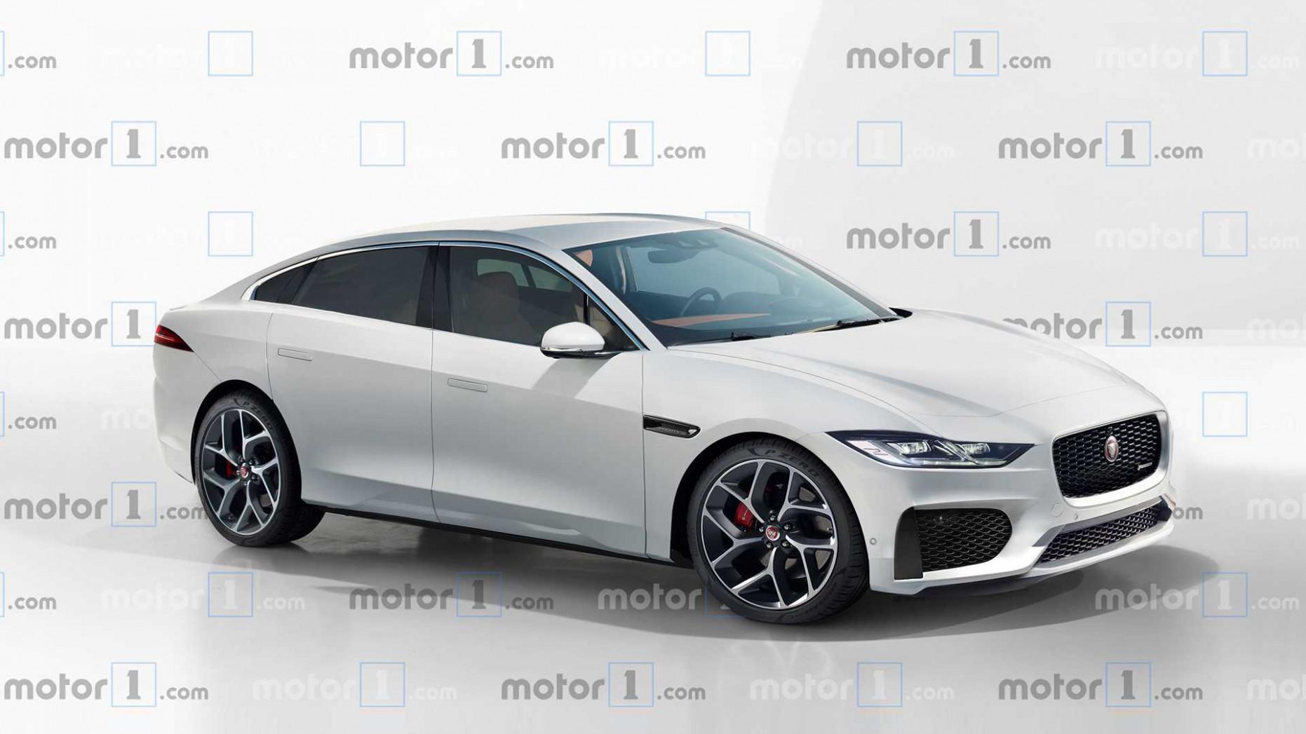 First Drive 2022 Jaguar Xjl Portfolio