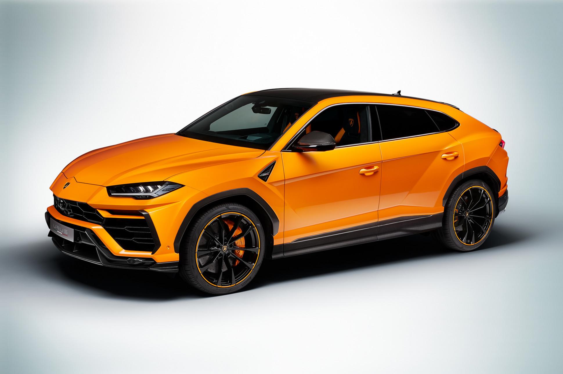 Release Date and Concept 2022 Lamborghini Urus