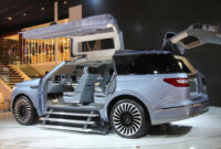 redesign 2022 lincoln navigator