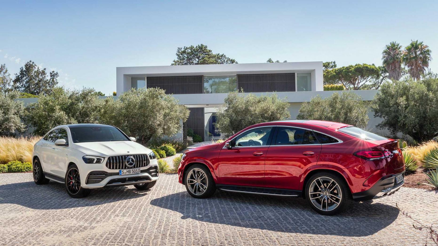 Specs 2022 Mercedes Gle Coupe