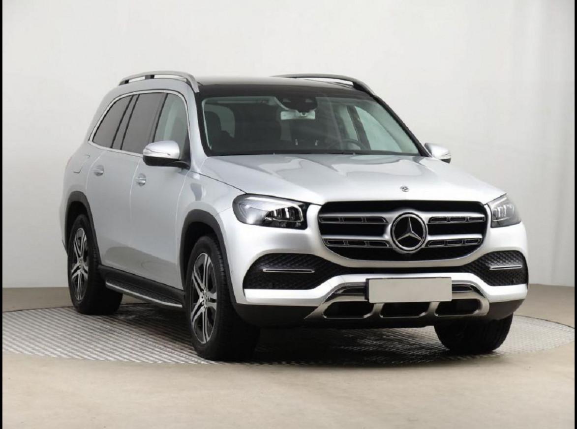 Exterior and Interior 2022 Mercedes GLS