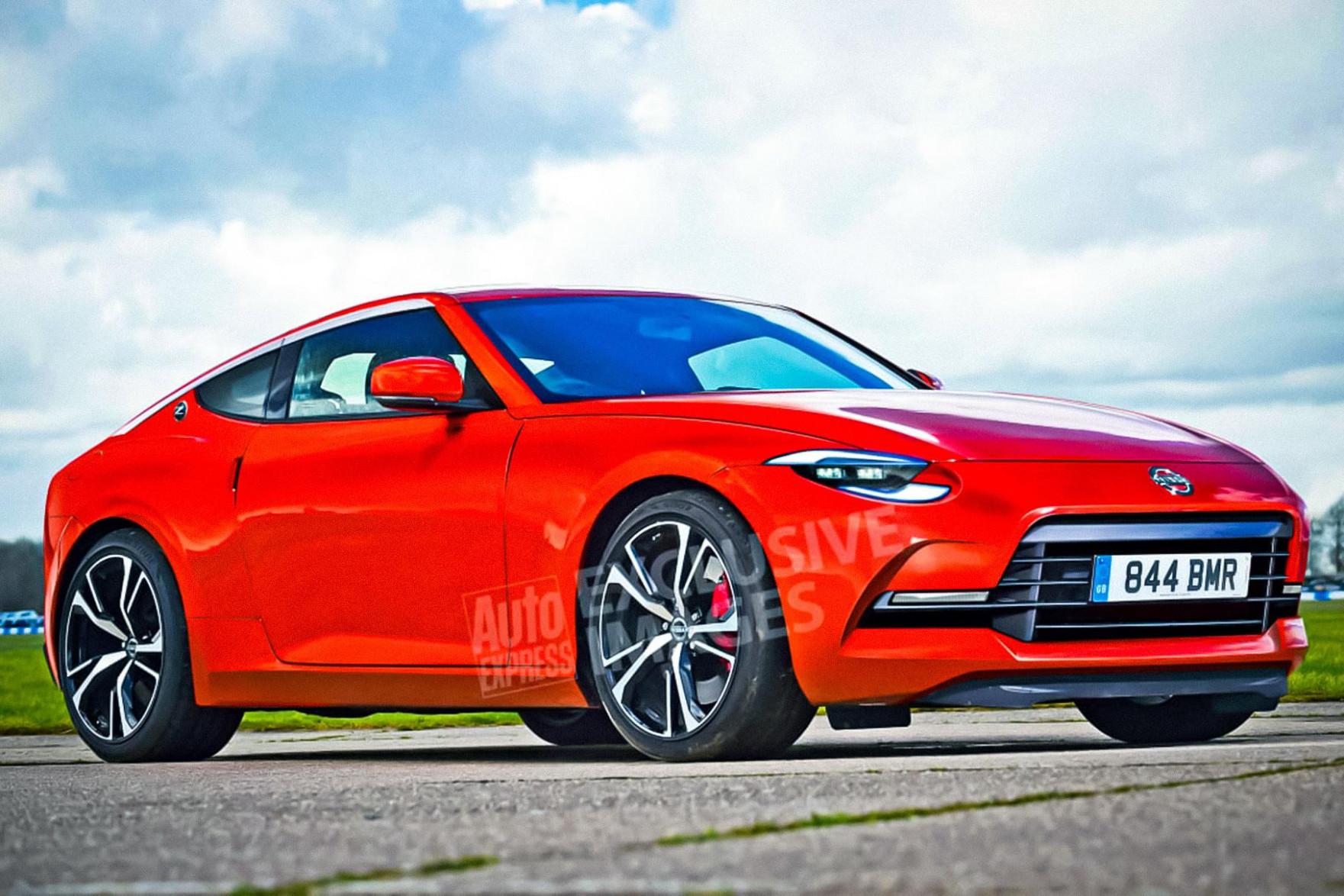 Release 2022 Nissan Z Nismo