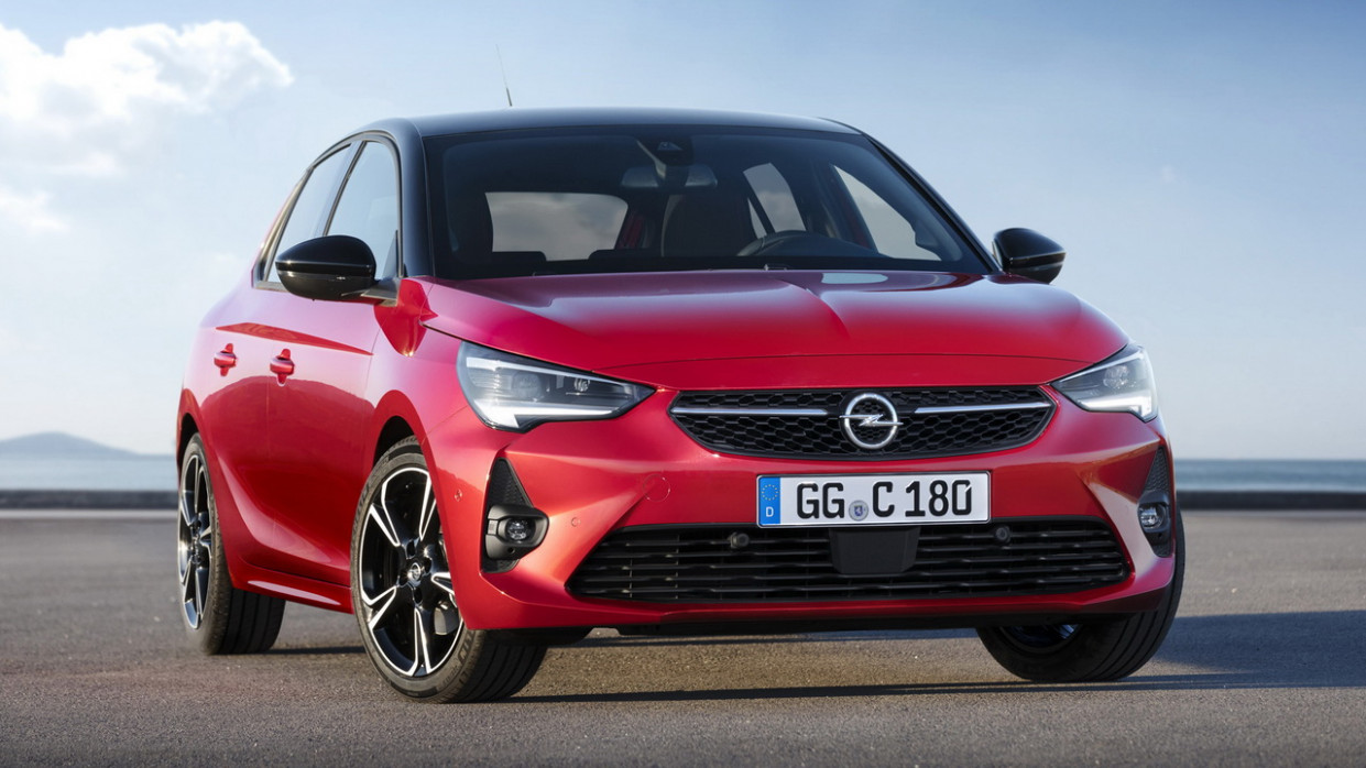 Concept and Review 2022 Opel Corsa