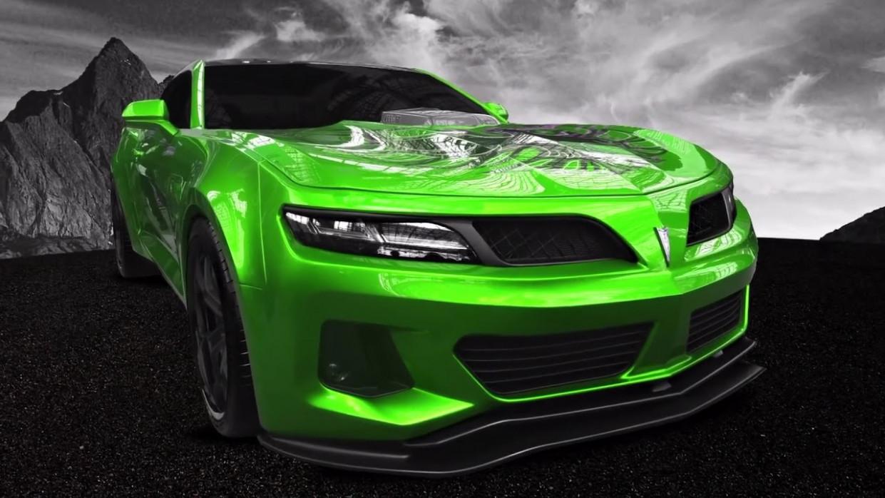 New Review 2022 Pontiac Firebird Trans Am
