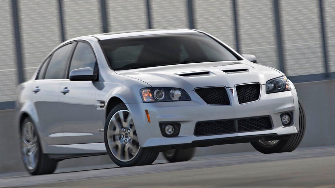 Picture 2022 Pontiac G8 Gt