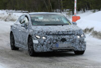 redesign 2022 the spy shots mercedes e class