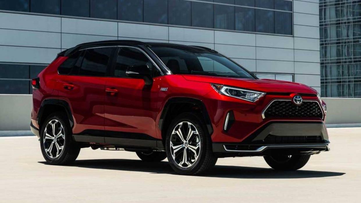 Photos 2022 Toyota RAV4