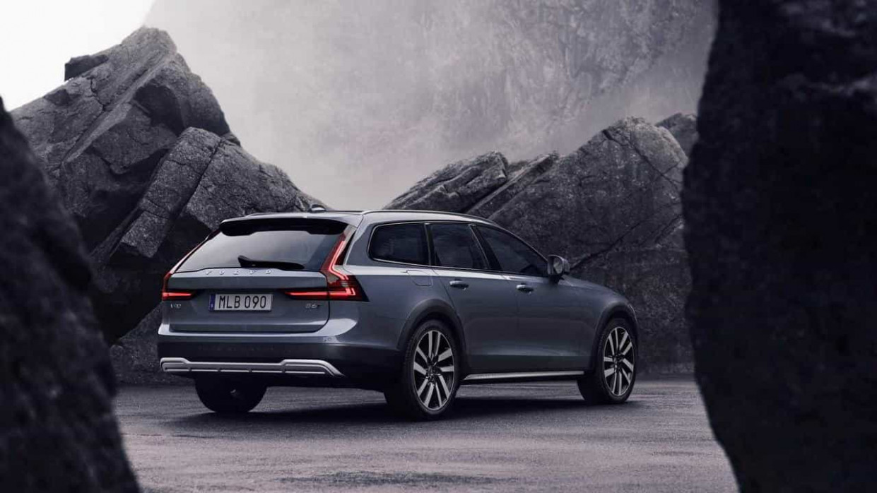 Performance and New Engine 2022 Volvo S90