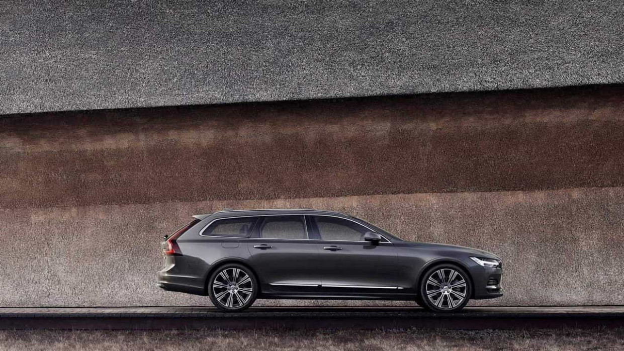 Prices 2022 Volvo S90