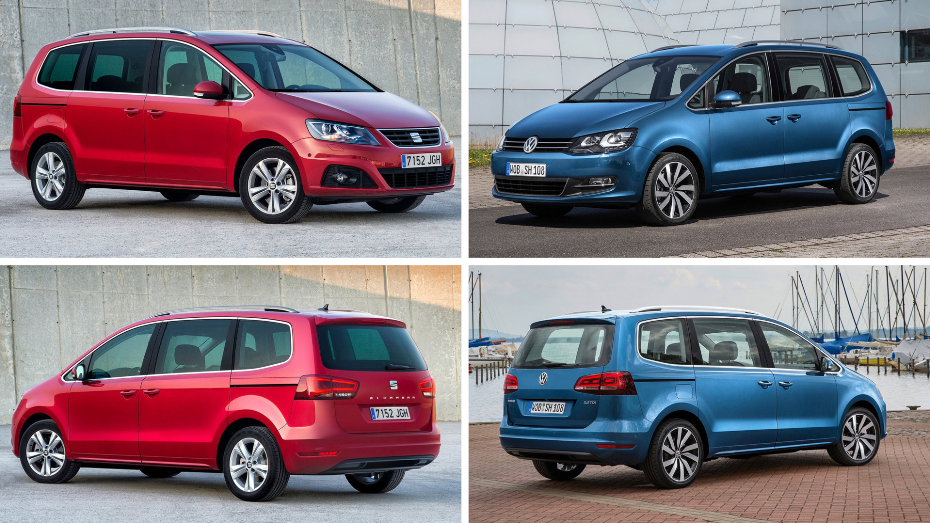 Price and Review 2022 VW Sharan