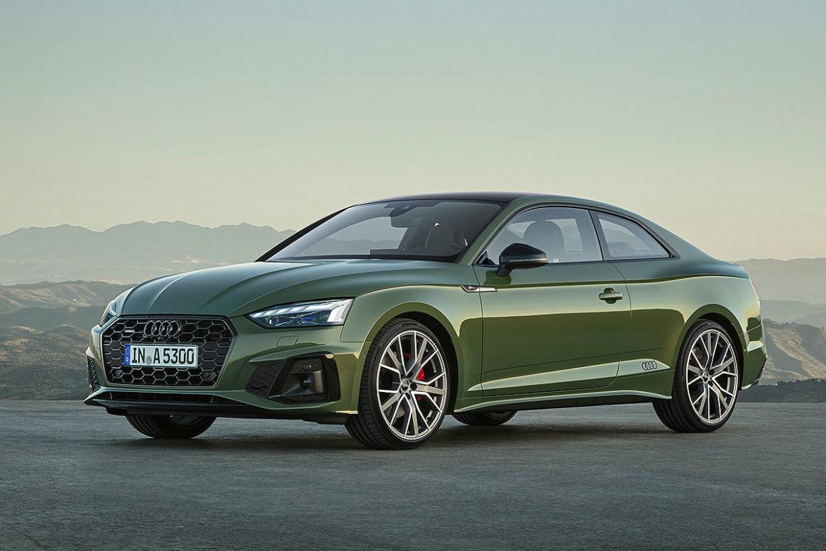 Specs 2022 Audi A5 Coupe