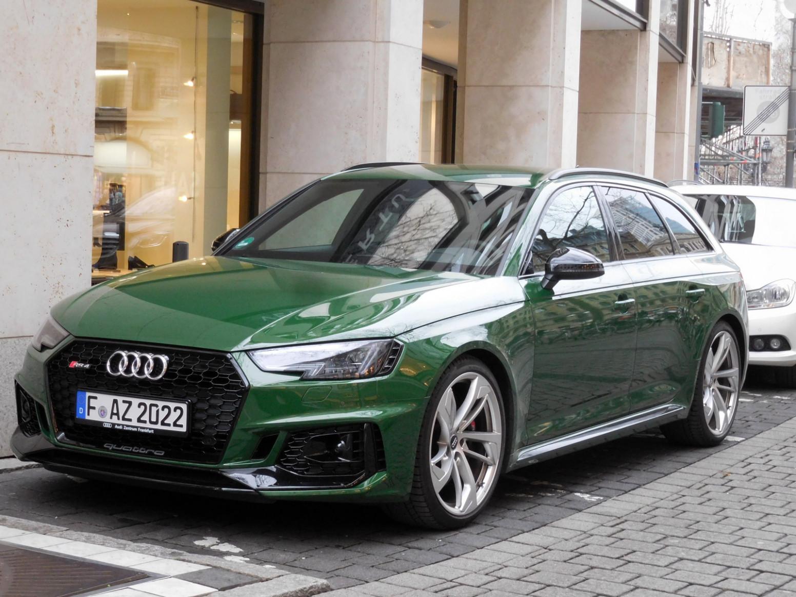 Concept 2022 Audi Rs4
