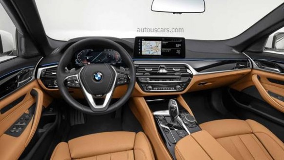 Rumors 2022 BMW 5 Series