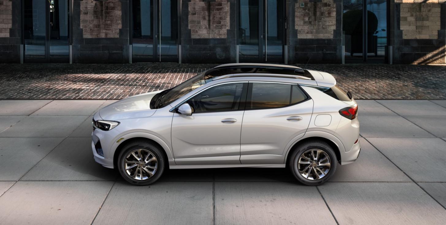 Exterior 2022 Buick Encore Gx