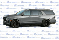 redesign and concept 2022 chevrolet suburban