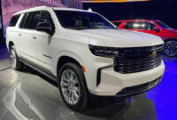 redesign and concept 2022 chevrolet suburban redesign