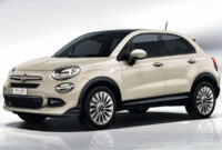 redesign and concept 2022 fiat 500x
