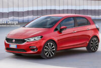redesign and concept 2022 fiat punto