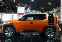 redesign and concept 2022 fj cruiser