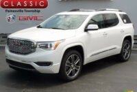 redesign and concept 2022 gmc acadia changes