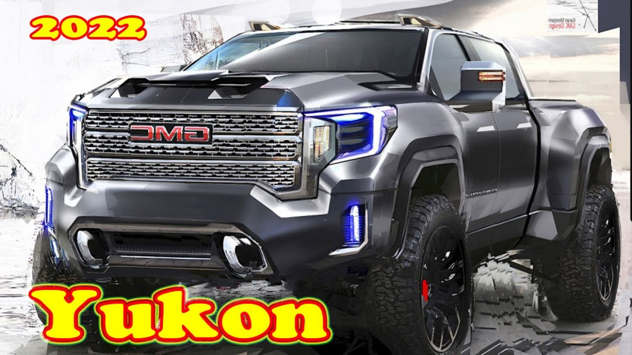 Style 2022 GMC Yukon XL