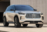 redesign and concept 2022 infiniti qx80 msrp