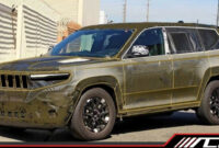 redesign and concept 2022 jeep grand cherokee srt8
