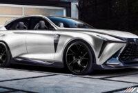 redesign and concept 2022 lexus es
