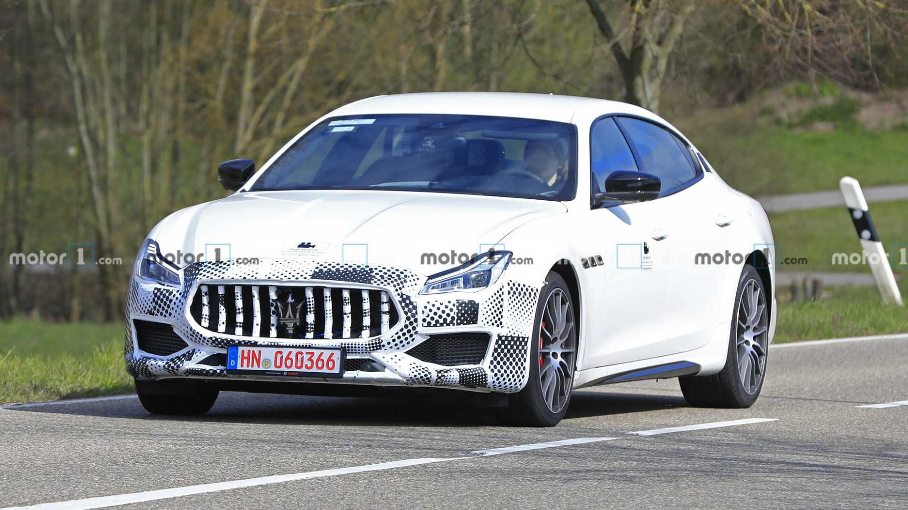 Performance 2022 Maserati Quattroportes
