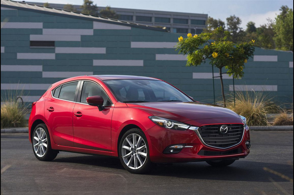 New Review 2022 Mazda 3 Hatch
