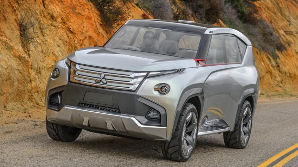 Configurations 2022 Mitsubishi Pajero